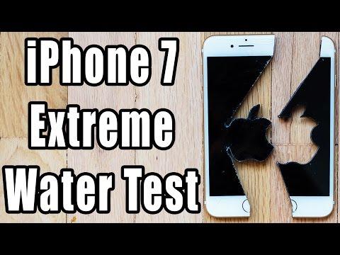 iPhone 7 Unboxing & Waterproof Test - Win iPhone 7 Plus Jet Black!