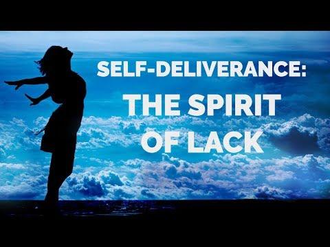 Deliverance from the Spirit of Lack | Self-Deliverance Prayers