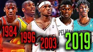 The GREATEST NBA DRAFT CLASS EVER!? - Ranking The 2019 NBA Draft Class