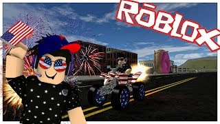 NEW MOTORCYCLE VEHICLE WITH 4 WHEELS! (ATV ) ROBLOX!