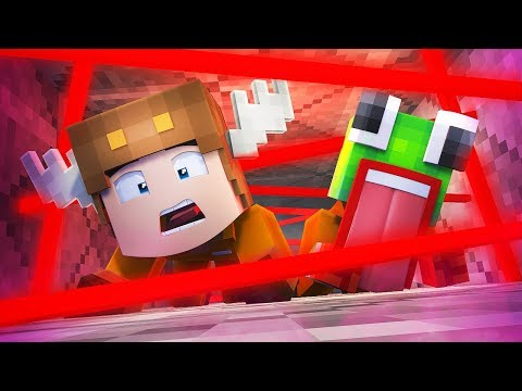 Minecraft Daycare - UNSPEAKABLEGAMING PRISON ESCAPE! W/ MOOSECRAFT (Minecraft Kids Roleplay) thumbnail