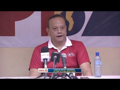 Presscon: Rain or Shine vs. Kia | PBA Philippine Cup 2018