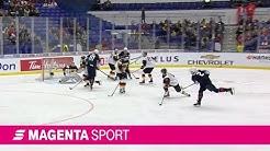 Deutschland - USA | U20 Eishockey-Weltmeisterschaft | MAGENTA SPORT