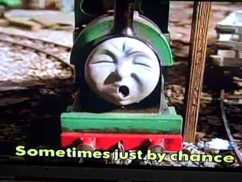 Accidents Will Happen Song and Video - Thomas the Tank Engine Train
