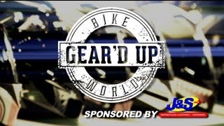 Gear'd Up Race Replica Helmets with J&S Accessories