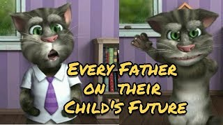 EVERY DAD ON THEIR CHILD'S FUTURE / Worst Timing On Study / Funny Video / FUNKYPEDIA.