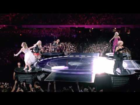 Madonna - She's Not Me [Sticky & Sweet Tour] HD