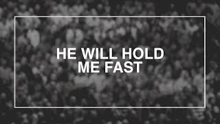 He Will Hold Me Fast • T4G Live III [Official Lyric Video]