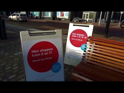 Tophalte Hollands Spoor feestelijk geopend