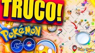 POKÉMON GO - Como ENCONTRAR A TODOS Los POKEMONS! LOCALIZACIONES De Todos Los Pokemons (TRUCO)