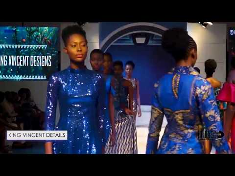 King Vincent Details (Ghana) | Accra Fashion Week 2018 Summer/Harmattan