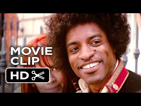 Jimi: All Is By My Side Movie CLIP - Police (2014) - André Benjamin Movie HD