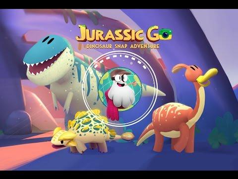 Jurassic GO: Dinosaur Snap Adventures Promo