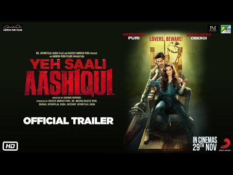Yeh Saali Aashiqui | Official Trailer | Vardhan Puri, Shivaleeka Oberoi | Cherag Ruparel | 29 Nov