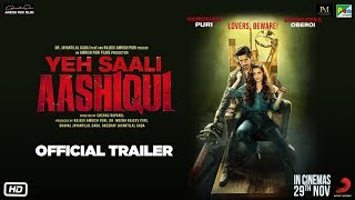 Yeh Saali Aashiqui | Official Trailer | Vardhan Puri, Shivaleeka Oberoi | Cherag Ruparel | 22nd Nov