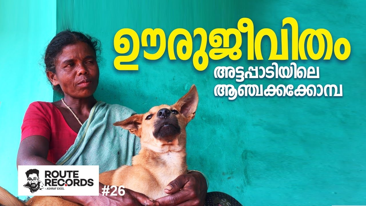 Download ഊരുജീവിതം │Tribal Colony Attappadi  │ Kerala  │ Route Records Ep#26