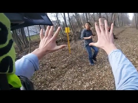 Thumbnail: Stupid, Crazy & Angry People Vs Dirtbikes & Police Chases