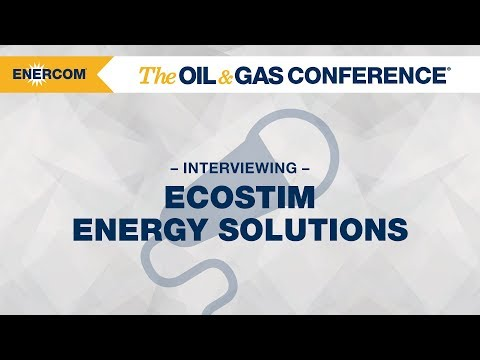 EcoStim Energy Solutions CEO Chris Boswell At EnerCom's The Oil & Gas Conference® 2017