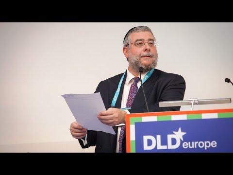 Internet Entrepreneur Prize Announcement | DLDeurope 16