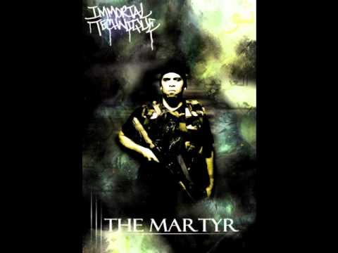 Immortal Technique - 07 Goonies Never Die - The Martyr (lyrics)