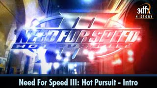 Need For Speed III: Hot Pursuit - Intro (Upscaled to HD)