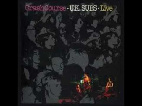UK Subs - Warhead