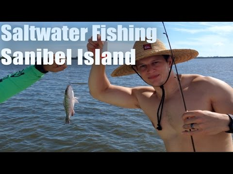 Best Fishing Trip Ever | Sanibel Island, Florida | Unique Tourism