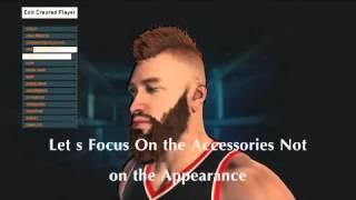 NBA 2K15 PC MyCareer  How to wear Accessories & Gears in Offline Mode 640x360