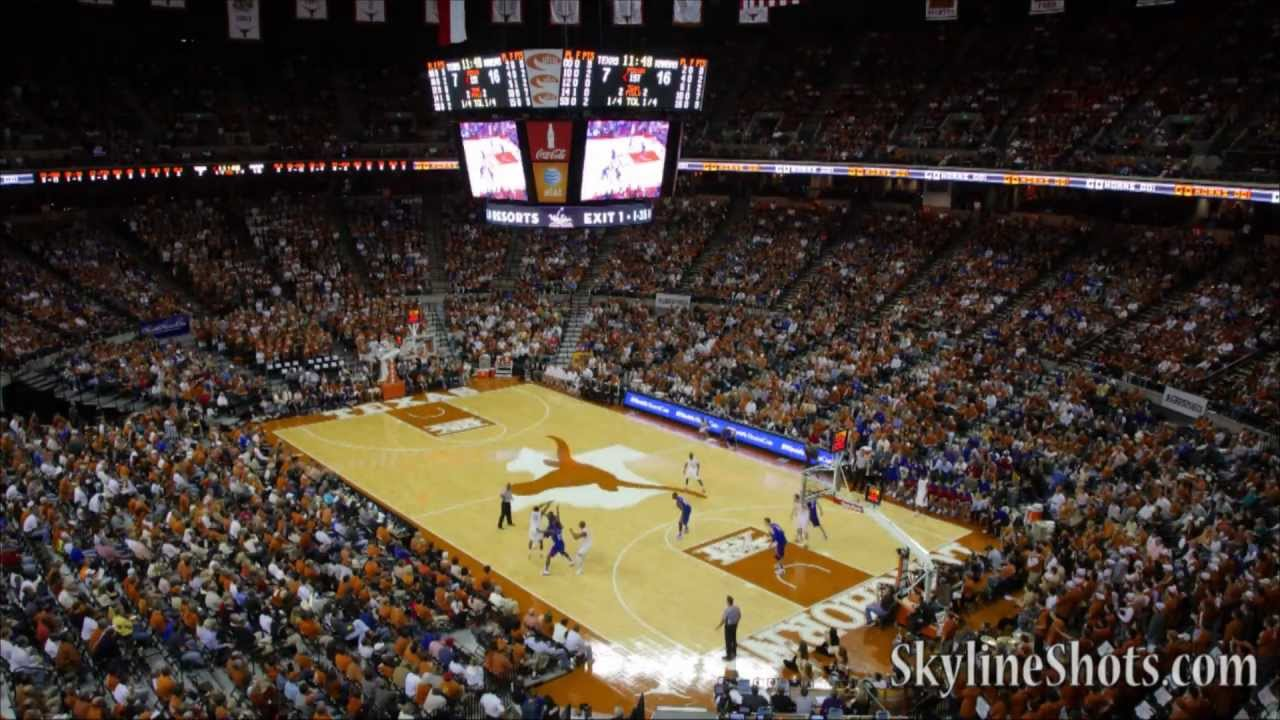 Erwin center seating chart hd time lapse frank austin texas youtube also tomiewpulse rh