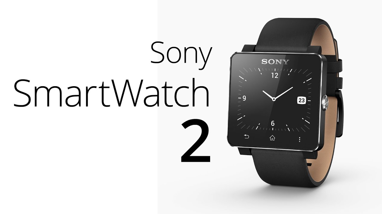 Sony Smartwatch 2: Necessary Cleverness