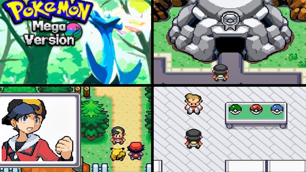 Pokemon HD: Pokemon Gba Download Mega Version