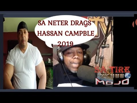 SA NETER LATE NIGHT ROAST 2019 vs HASSAN CAMPBELL ft POLIGHT Bonus