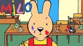Milo - Tête à tête S01E05 HD | Dessin animé pour les enfants