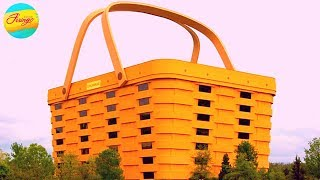 ये टोकरी नहीं Building है | 5 Weird & Extraordinary Buildings Around The World