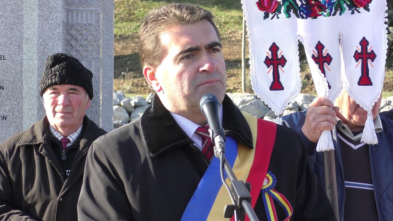 Inaugurare Monumentul Eroilor, la Luna (30.11.2018)