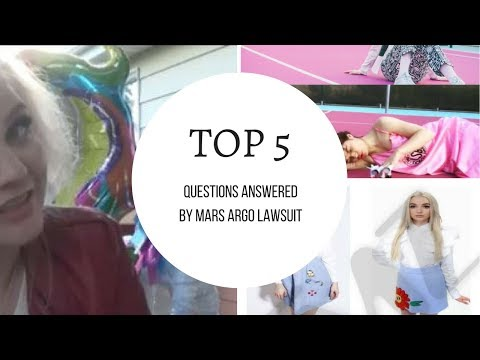 5 Most Interesting Revelations from the Mars Argo Lawsuit