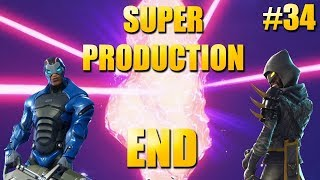 Fortnite Saving the World SUPERproduction FIN! #34