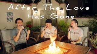 Earth Wind & Fire - After The Love Has Gone | Cover by RoneyBoys