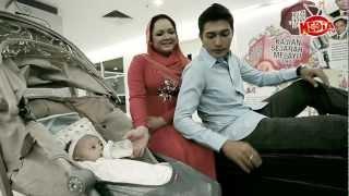 Repeat youtube video MH TV : Di Sebalik Sesi Fotografi Bersama Adi Putra