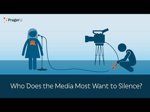 Who Does the Media Most Want to Silence?