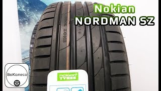 NOKIAN NORDMAN SZ /// обзор