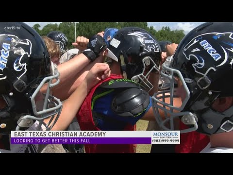 East Texas Christian Academy Looks To Take The Next Step