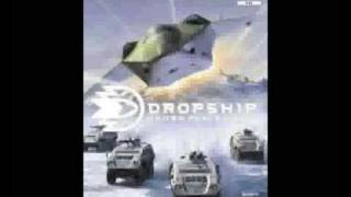 Dropship- United Peace Force track
