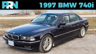 Imported from Japan | 1997 BMW 740i | TestDrive Spotlight