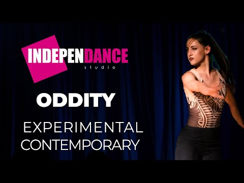 Oddity-EXPERIMENTAL CONTEMPORARY - Stars On Stage 2018 by In