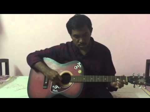 Anugrahathin Adhipathiye.. Ananthakrupa.. Perum nadiye...  in Guitar