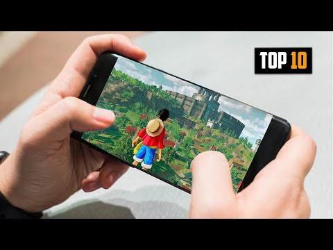 Top 10 Anime Games For Android 2019 | High Graphics (Online/Offline)