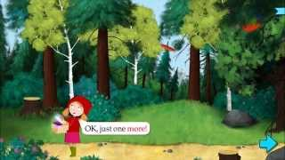 Little Red Riding Hood by Nosy Crow - classic fairytale story app preview