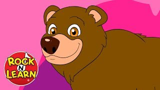 Going on a Bear Hunt   Rock 'N Learn Song for Kids