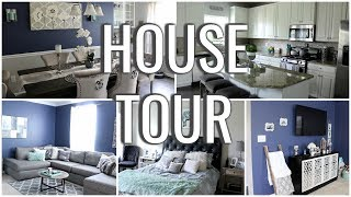 MY HOUSE TOUR!!